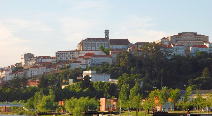 Coimbra Capital Mundia da Saúde em 2018