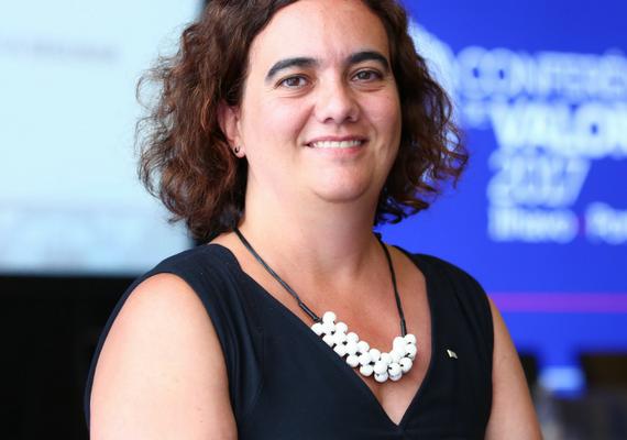 Maria Margarida Torres de Ornelas é a nova presidente do IPO de Coimbra