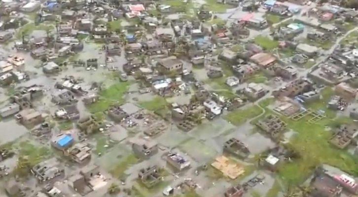 Moçambique vai vacinar 770 mil crianças nas províncias afetadas pelo ciclone