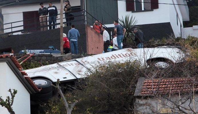 Feridos na Madeira não são transferidos hoje para a Alemanha