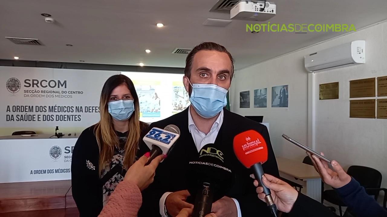 Ordem dos Médicos do Centro lança em Coimbra campanha de sensibilização sobre vacinação